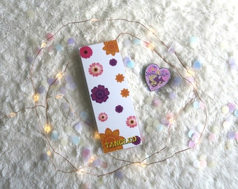 Disney's Tangled Inspired Bookmark