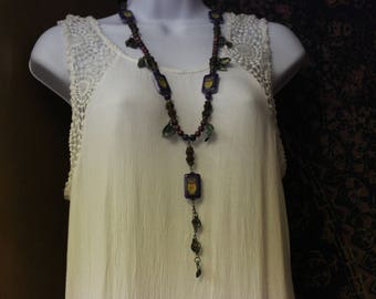 Woodland Owl Necklace