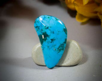 Mexican Turquoise Cabochon 40-4726