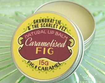 Caramelised Fig Lip Balm