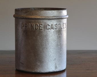 Rare Vintage Ice Cream Bucket