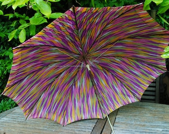 Purple umbrella 1960