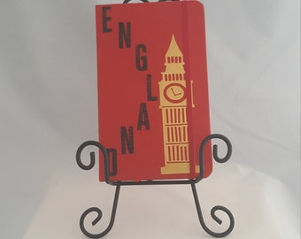 England Journal, Hand-painted
