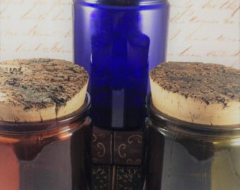 """CHOOSE Your Own ADVENTURE: Made-to-Order """"Potion Jar"""" Candle 