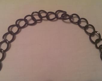 Metal purse chain