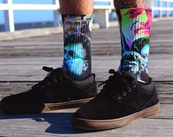 Terrence Mckenna Socks - Multiple Colours
