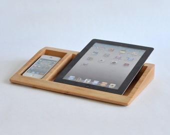iPhone and iPad Dock