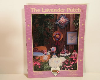 The Lavender Patch Country Crafts Pattern Book