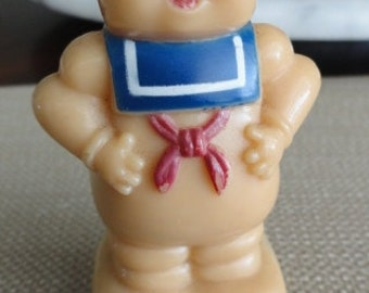 C096)  Vintage Ghostbusters Pencil Sharpener Stay Puft