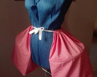 MADE - TO - ORDER - Pocket - Hoops Panier