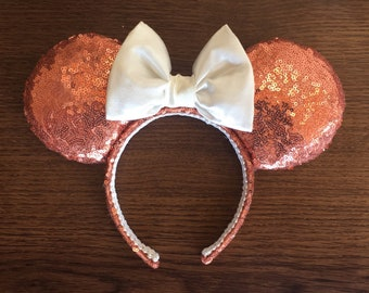 Minnie Mouse Ears, Minnie Ears