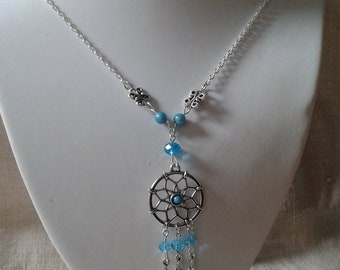 "necklace ""Dreamcatcher"""
