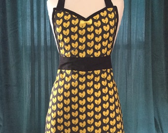 Wu-tang Wutang Rap Rapper Hip Hop  Apron  *Ready to Ship