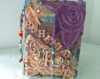 Bohemian Gypsy Junk Journal