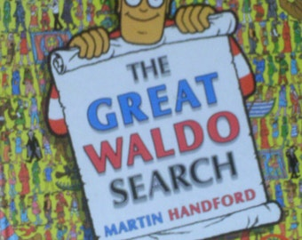 The Great Waldo Search First Edition Hardcover – October, 1989