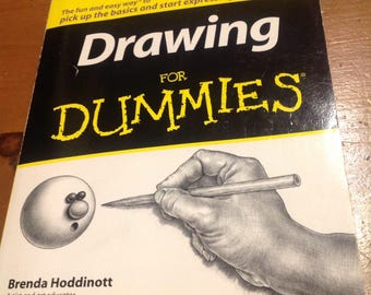 Drawing for Dummies book