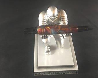 Custom mesmerize twist ballpoint pen