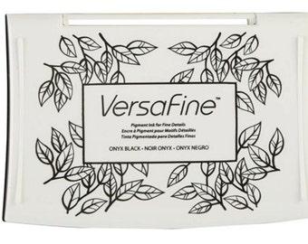 VersaFine Stamp Ink Pad, Rubber Stamp Ink, Stamp Pad, Stamping Ink, Inker