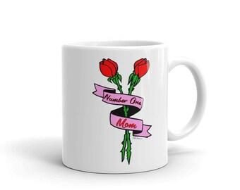 Number One Mom Mug