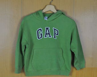 Vintage Sweater Gap For Kids Hoodie Hooded Sweatshirt Nice Shirt