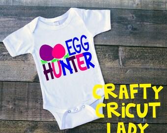 Egg Hunter- Easter Onsie