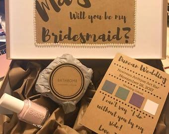 Will you be my Bridesmaid Box Select - Bridesmaid Proposal Box