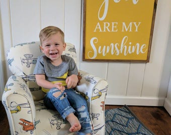 """You Are My Sunshine 