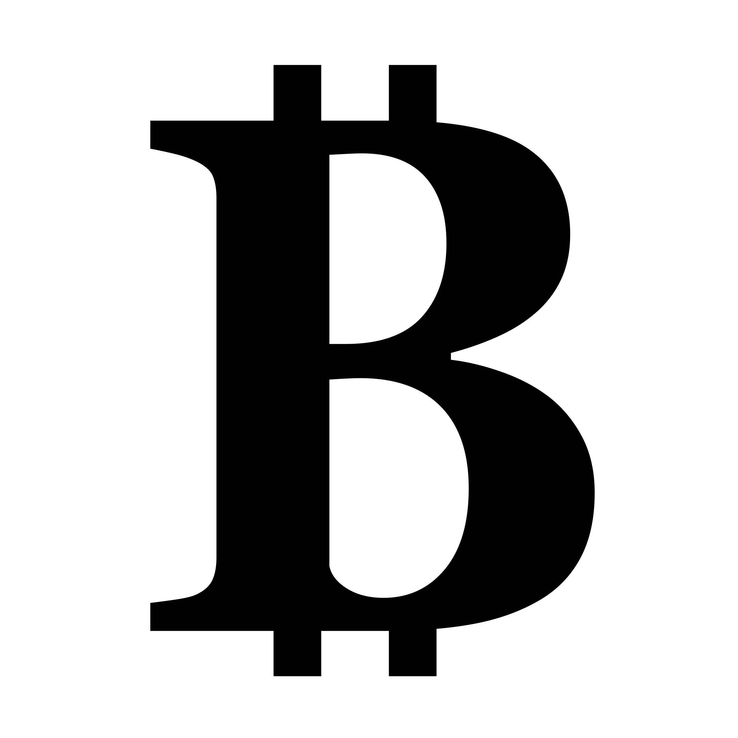 Bitcoin Symbol Dxf Svg Ai Pdf Eps Png Jpg And Wmf Print Files