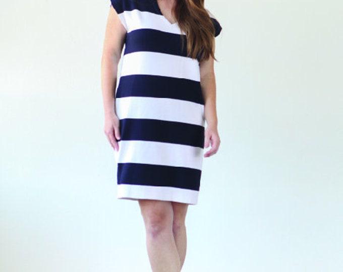 Lodo Dress Pattern by True Bias
