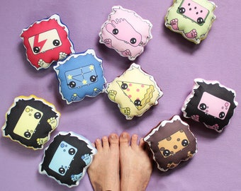 50% DE DESCUENTO - Fluffy Monster - ¡Elige tu preferido!