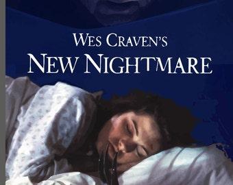 New Nightmare Custom Poster