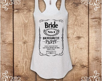 Bachelorette Party Shirts, Bride Tank Top, Bride Shirt, Bride Tanks, Bachelorette Tanks, Bridesmaid Shirts, Drinking Shirts, Bridesmaid Tank