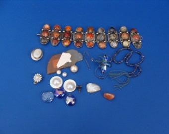 Treasure Trove of  Jewelery Parts