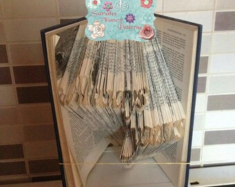 Half Price Sale - Always Yours - Book Folding Pattern