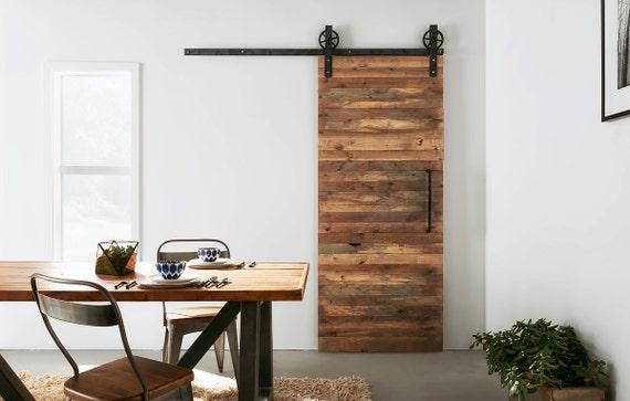 Custom Built Reclaimed Wood Sliding Door From TheWhiteShanty On Etsy Studio