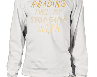 Ovo 10s retro Long Sleeve T-shirt , TSC