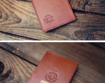 SALE 50% Personalized Leather Passport Cover, Leather, holder, wanderlust, travel, Compass Passport Cover, handmade,  name initials
