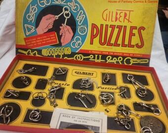 1940 Gilbert Puzzels Baffling Twister