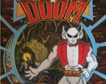Grimtooth's Dungeon of Doom - Flying Buffalo Games