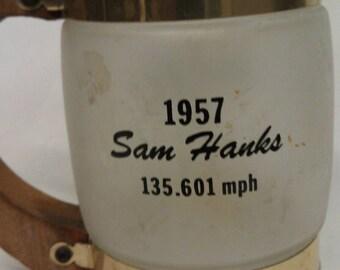 Sam Hanks Mug 1957