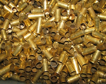 Brass Shell Casings Mixed Calibers. 2 Dollars Per Pound