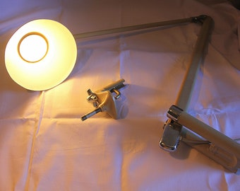 Original 1950-s ASEA Belysning E1261 Desk Lamp