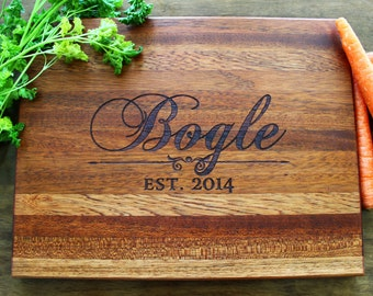 Personalized Cutting Board, Engraved Cutting Board, Wood Cutting Board, Boyfriend Christmas, Husband Christmas, Gift For Her, Foodie Gift