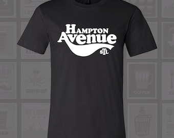 Hampton Ave, St. Louis, STL Shirt, St Louis Street, Hampton Avenue, St Louis Shirt, Saint Louis, STL Neighborhoods, South St Louis