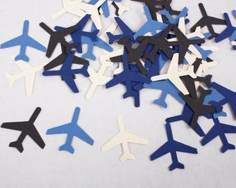 Airplane Paper Garland Plane and Cloud Banner Airplane Theme