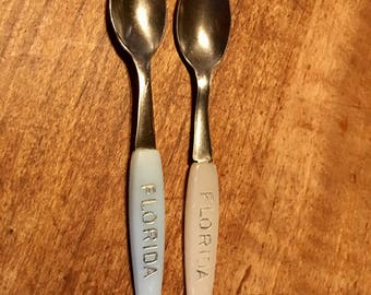Florida Demitasse spoons