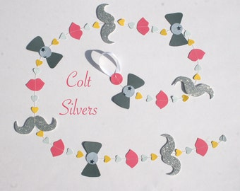 paper garland: Colt Silvers