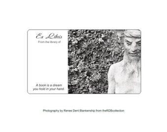 Puck Book Plate Sticker
