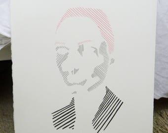 Modern Minimal Portrait