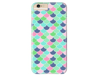 Mermaid Scales Phone Case | iPhone X, iPhone 8, iPhone 8 Plus, iPhone 7, iPhone 7 Plus, iPhone 6s Plus, iPhone 6, iPhone 5, iPod Touch